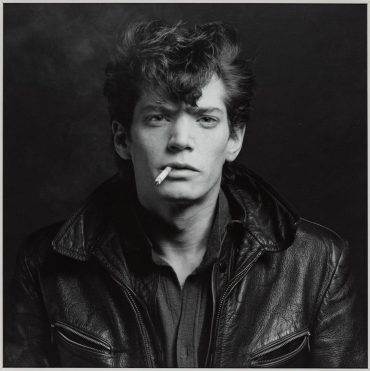 Self Portrait 1980 Robert Mapplethorpe