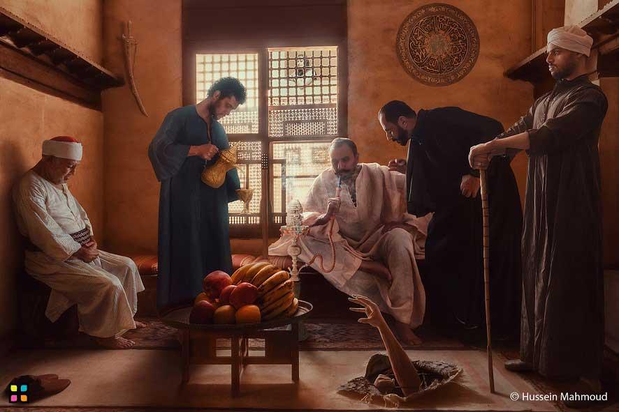 Hussein Mahmoud – Egypt