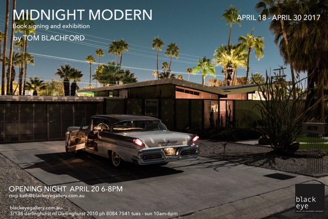 Midnight Modern – Book signing and exhibition