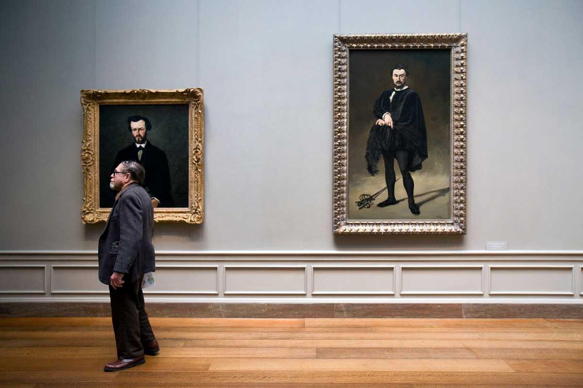 Looking at Looking essay | Max Hirshfeld