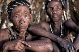 People of the Earth: San tribe | Aga Szydlik