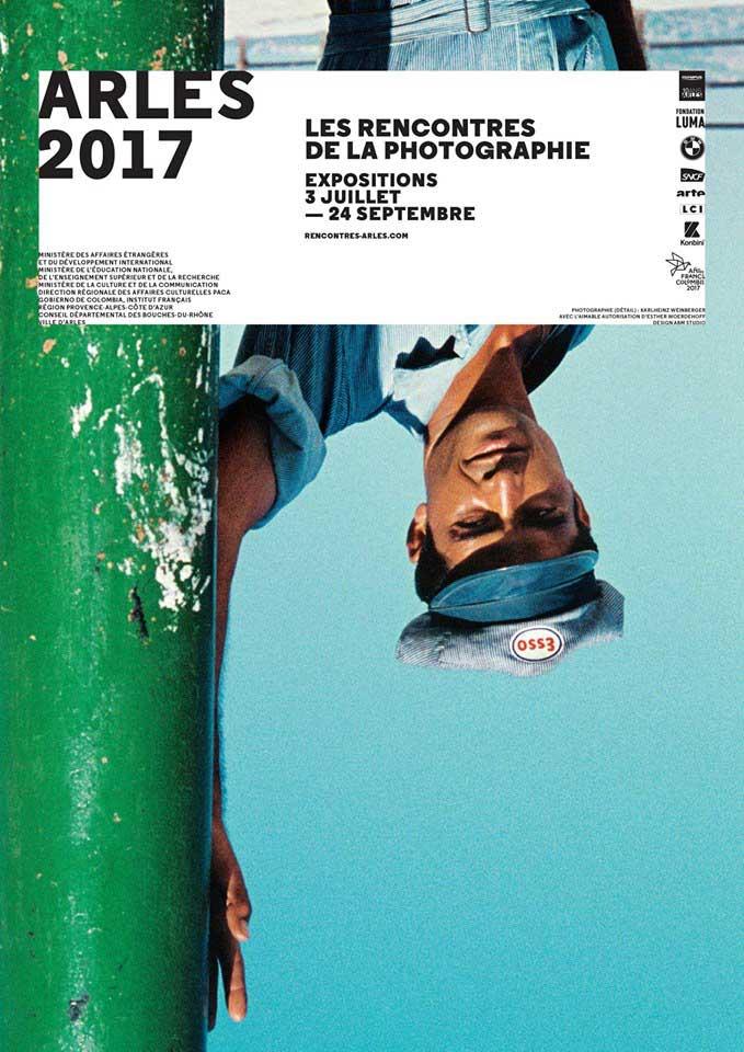Arles 2017 ; Les rencontres de la photographie