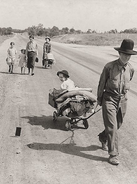 Dorothea Lange – An American Odyssey