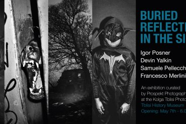 Buried Reflections in the Silo – A collective exhibition by Prospekt Photographers