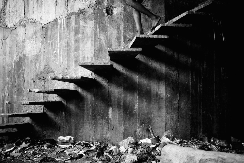 stairs of shadows_light