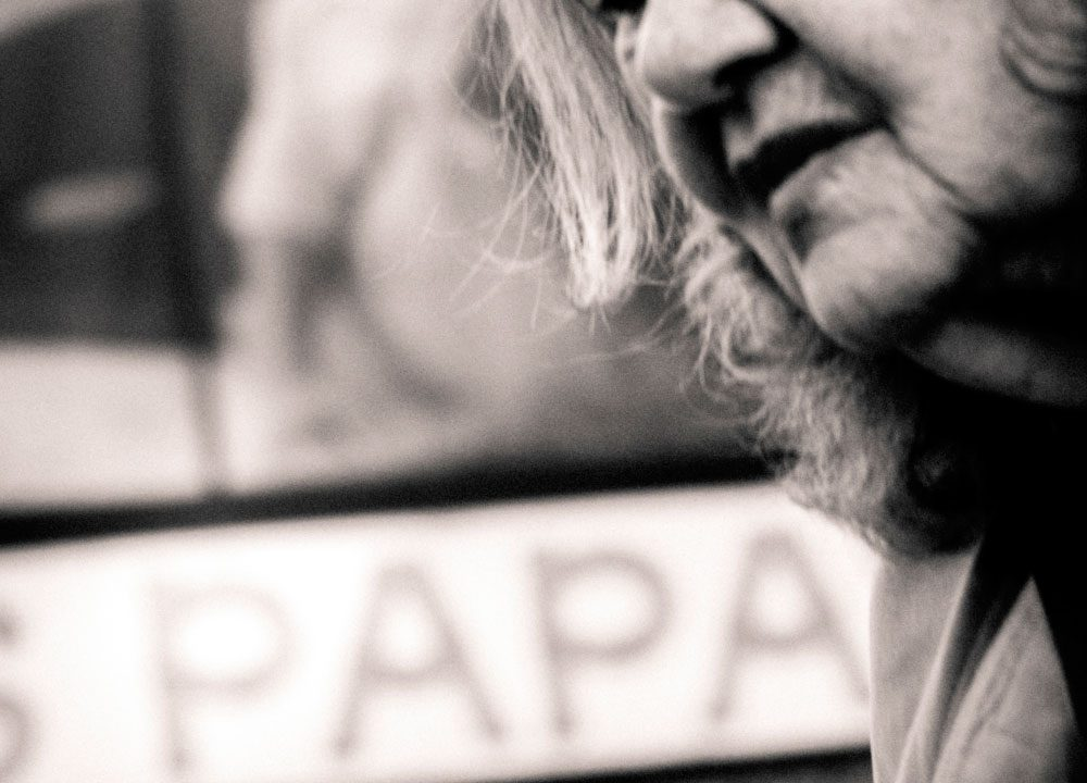Upper West Side Story: Street Photography By Kalliope Amorphous