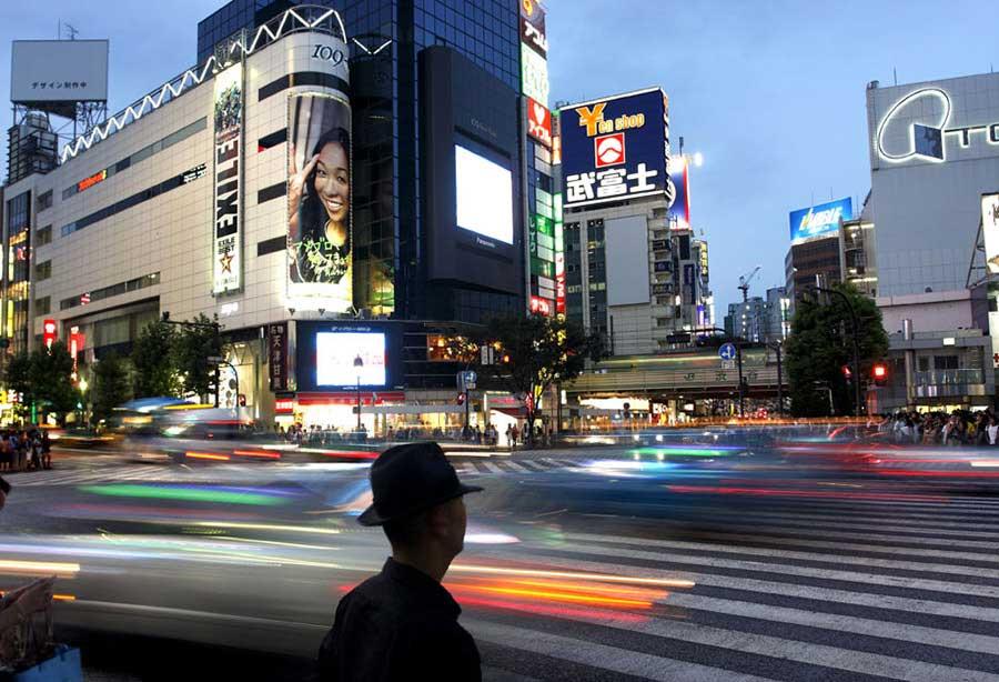 Tokyo Series | Chris Becker