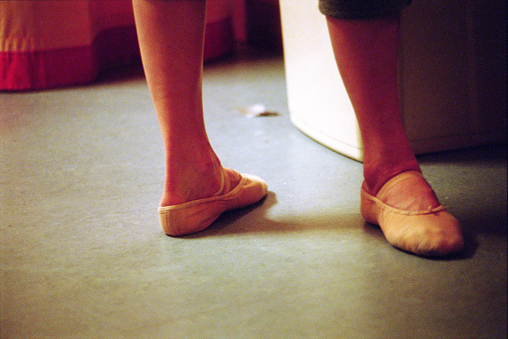 No shoes to dance with | Anna Katharina Zeitler