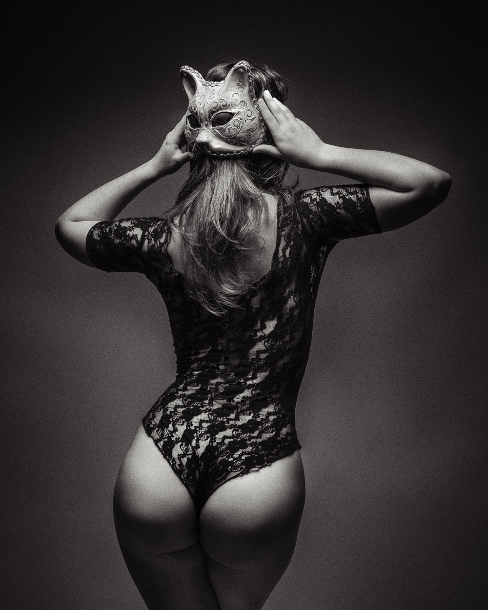 Behind the mask | Portraits | Antonio Peinado
