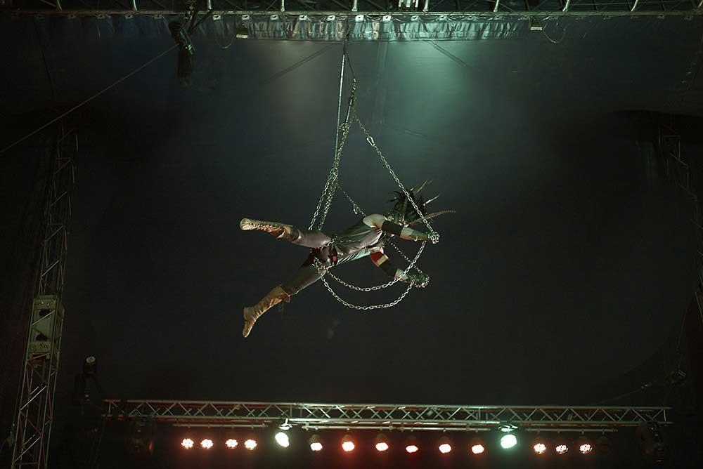 Circus | Markku Lahdesmaki