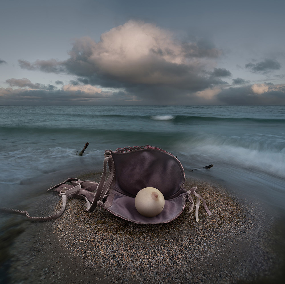 Pearl Of The Seas | Mikhail Batrak | Surrealism and Empiricism