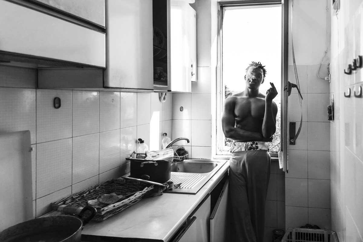 Live in transition | Roberta Corregia