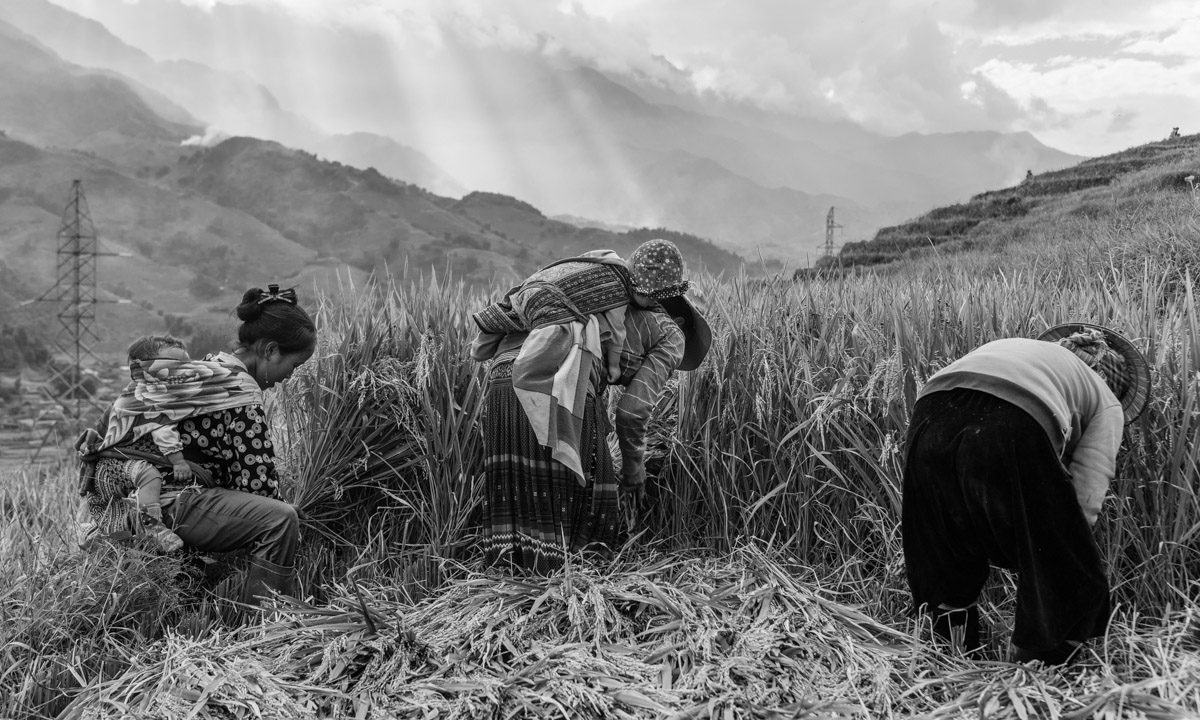 Mountainland: Vietnamese Photographs by Sascha Richter