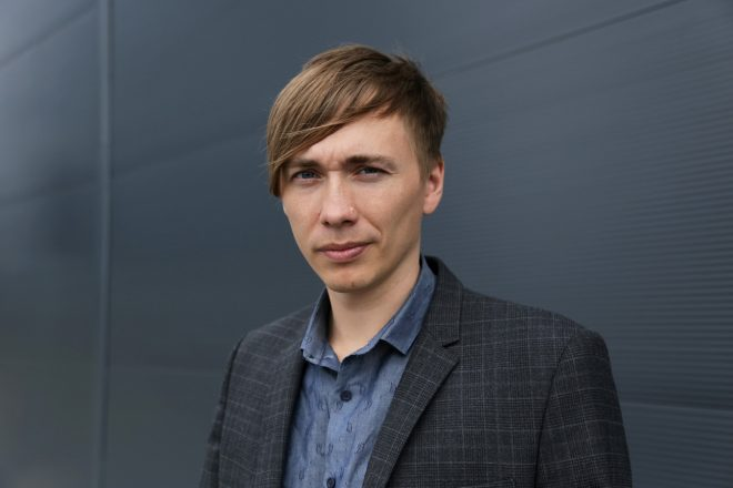 Arnis Balcus Board member and Programme Director of Riga Photomonth