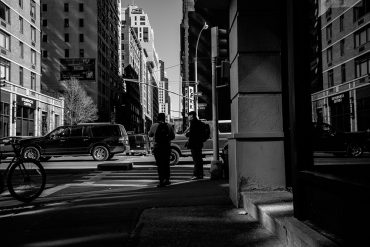 Moments of Everyday Life in New York City | Christine L. Mace
