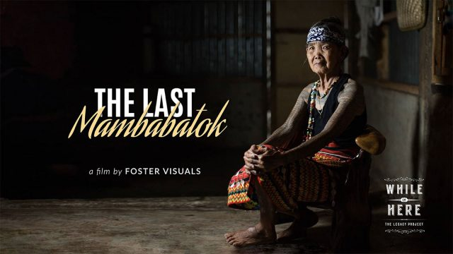 The Last Mambabatok