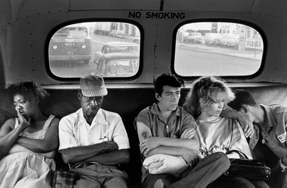 © Bruce Davidson / Magnum Photos USA. New York City. 1959. Brooklyn Gang.