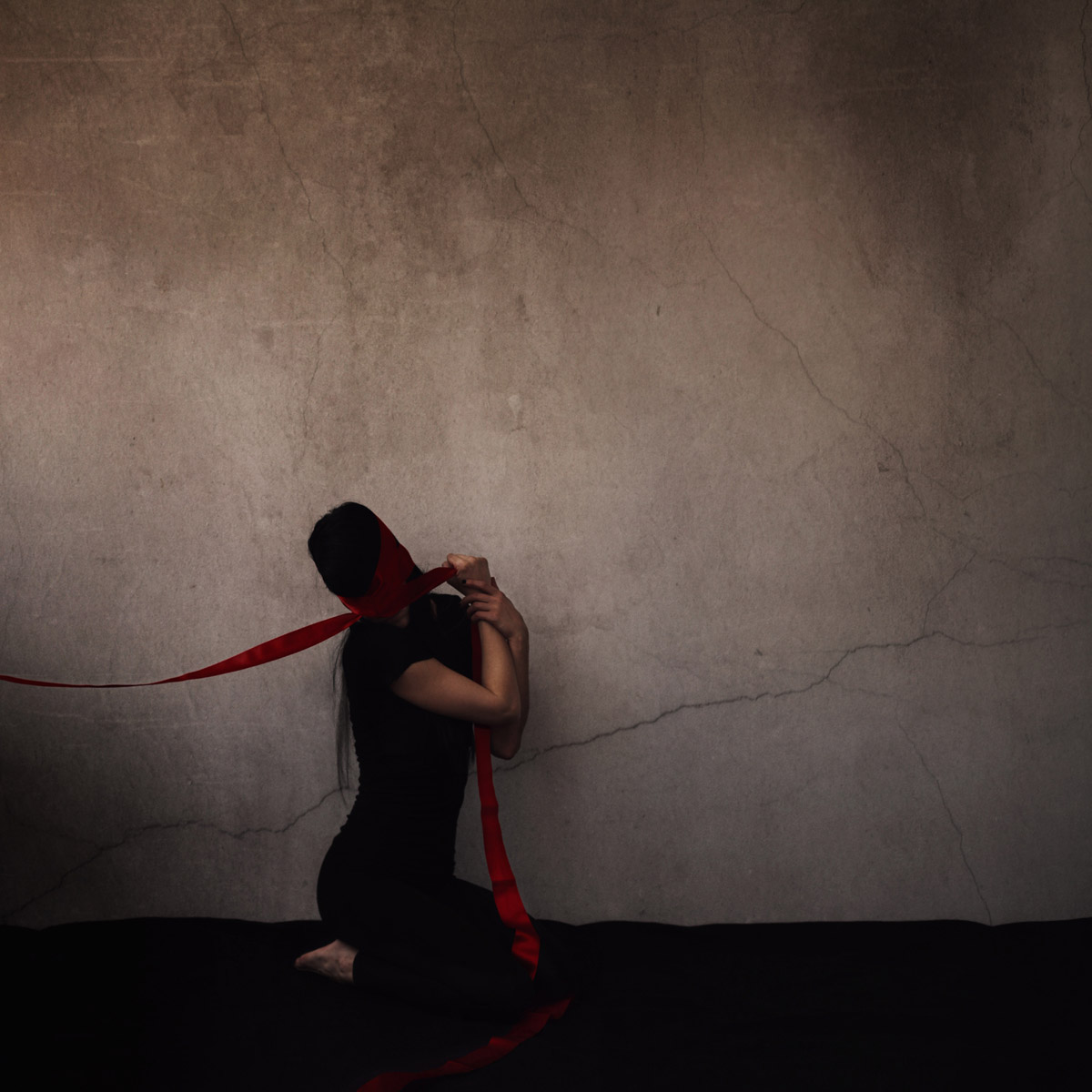 Blinded | Anja Matko | String of life