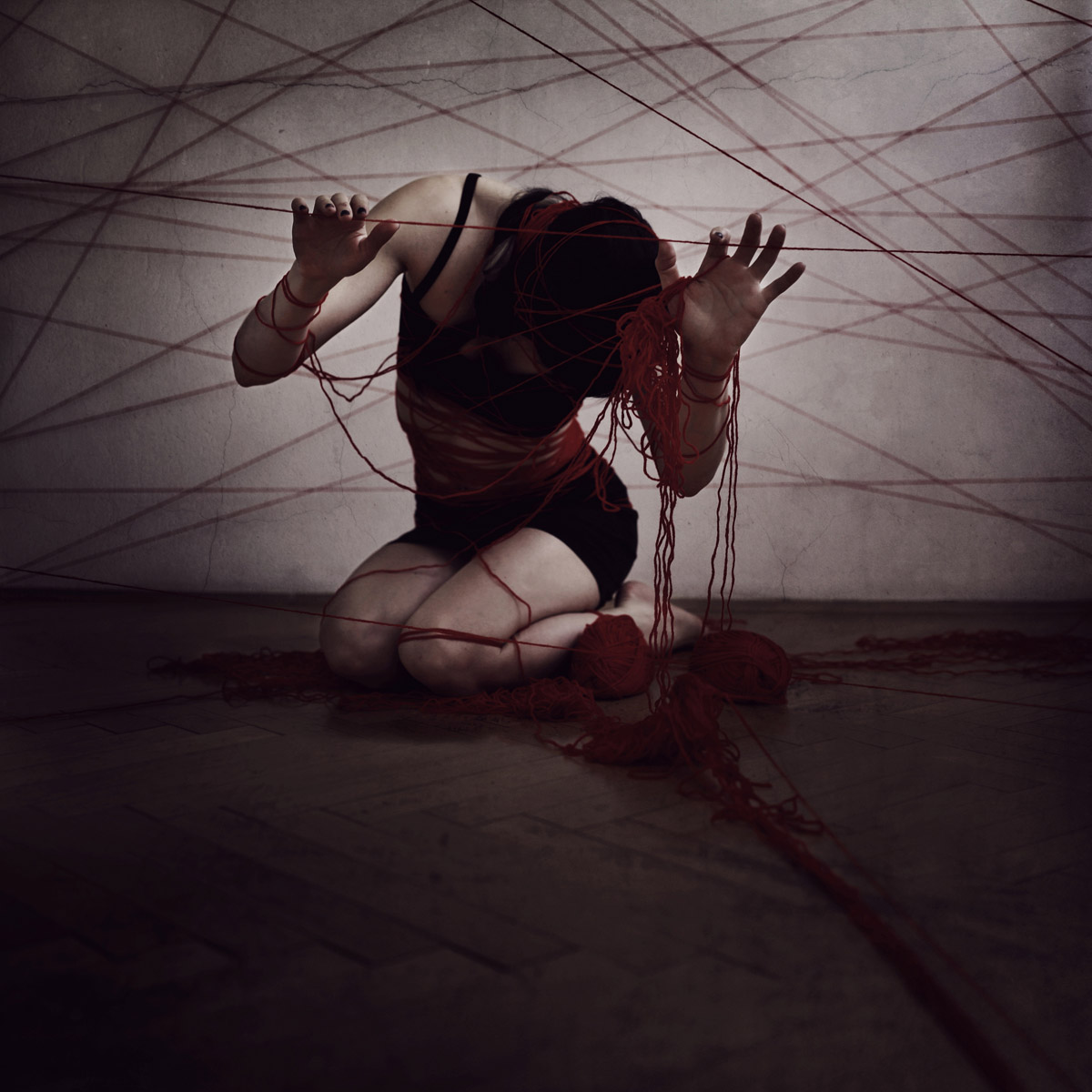 Struggle | Anja Matko | String of life
