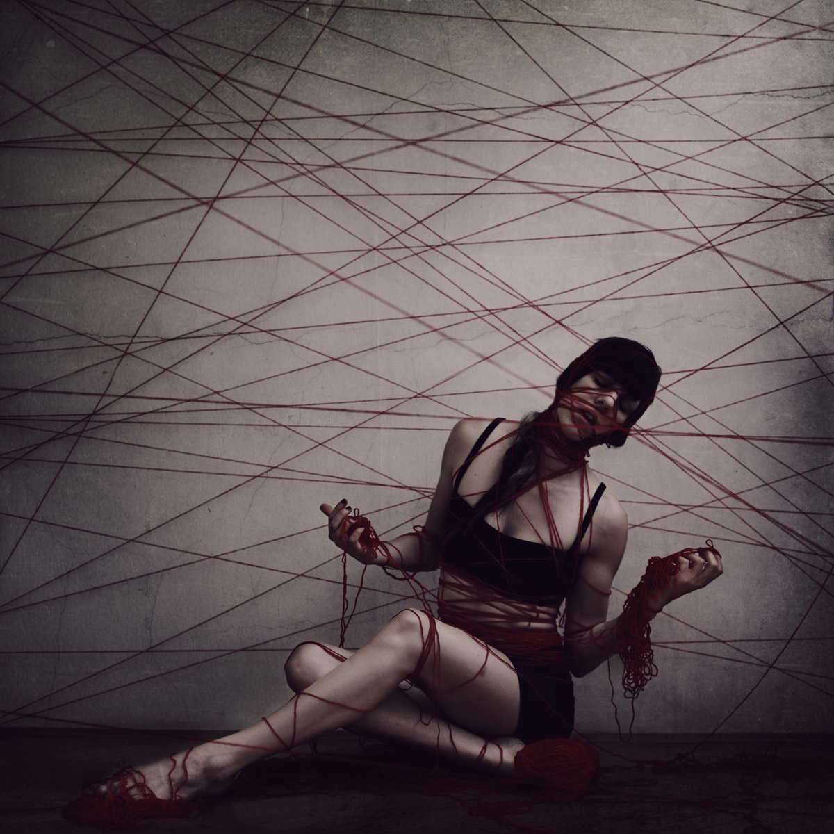 Strings of Life | Anja Matko | String of life