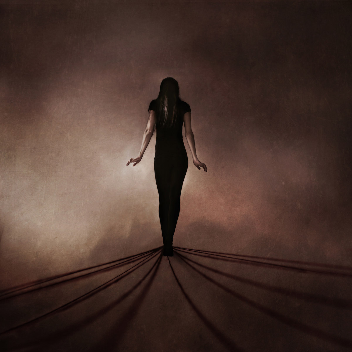 The Path You choose | Anja Matko | String of life