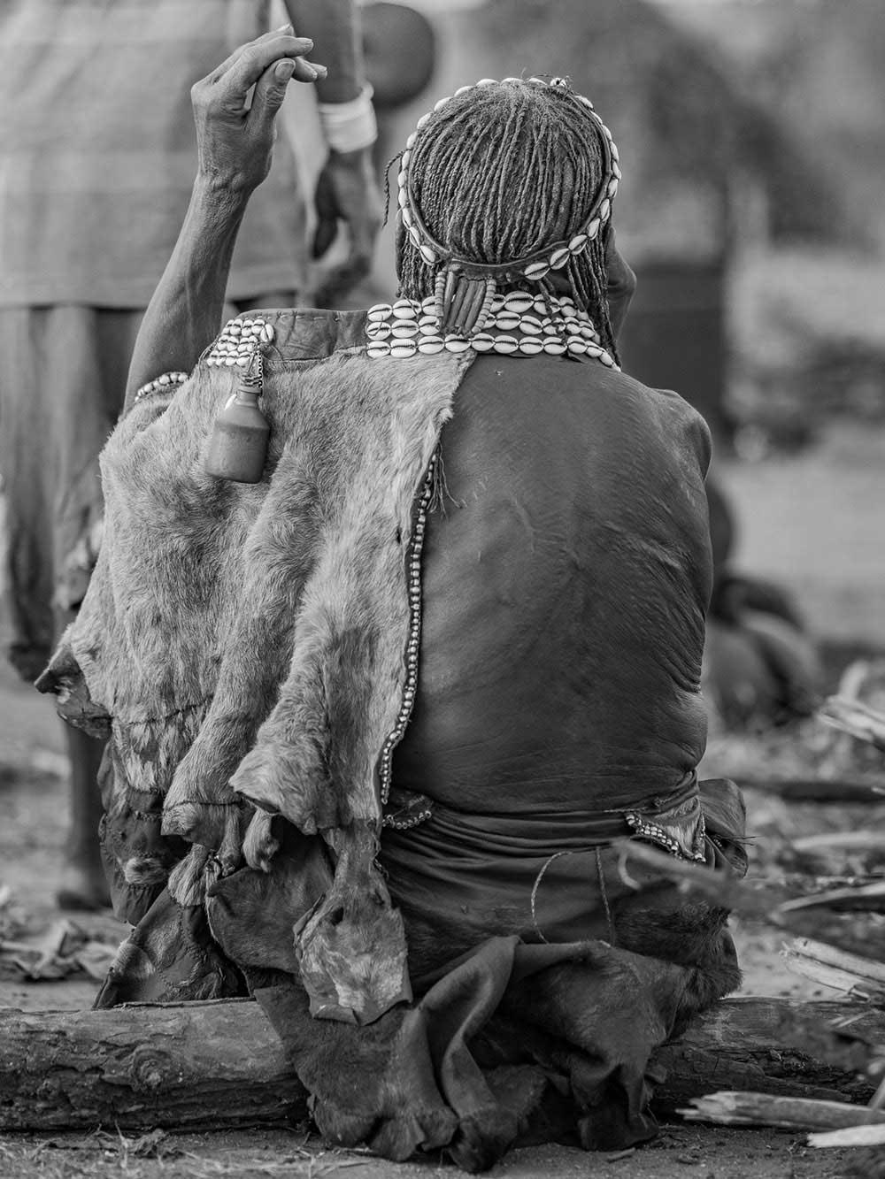 Hamer Tribe: Passage of Manhood Bull Jumping Ceremony | Omar Reda