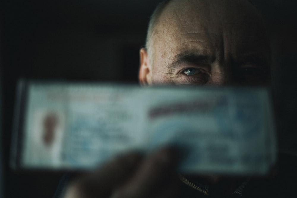 Monologue about Chernobyl   Raúl Moreno