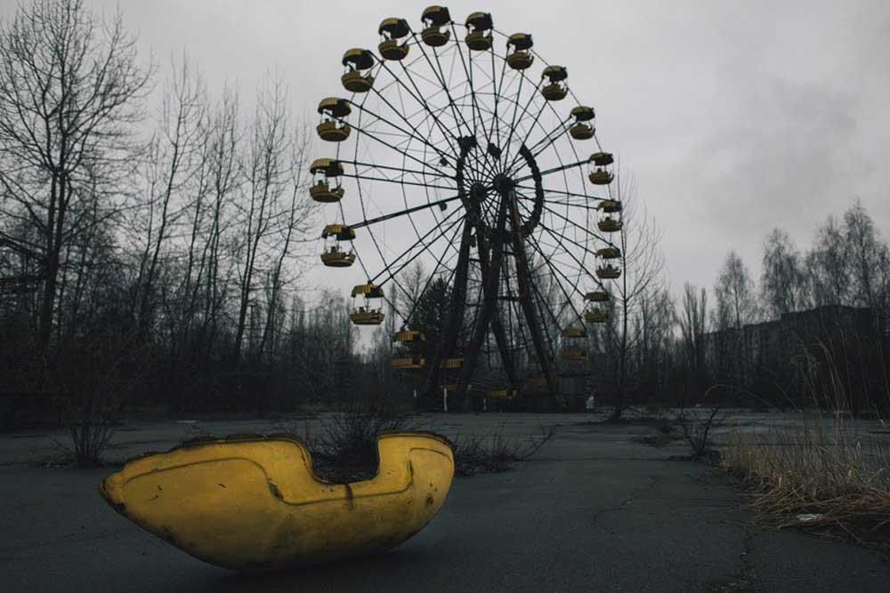 Monologue about Chernobyl by Raúl Moreno