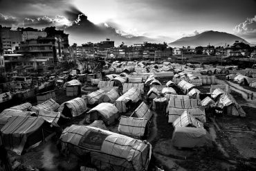 Nepal : Earthquake by Larry Louie