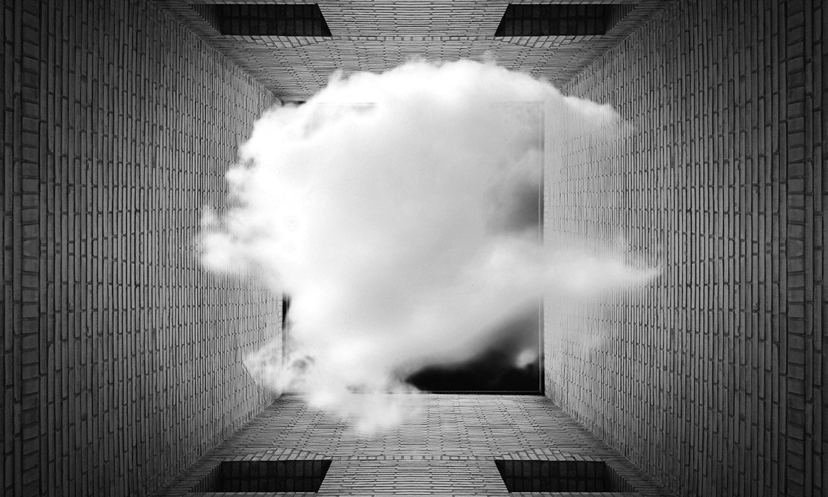 The Space in between by Milad Safabakhsh
