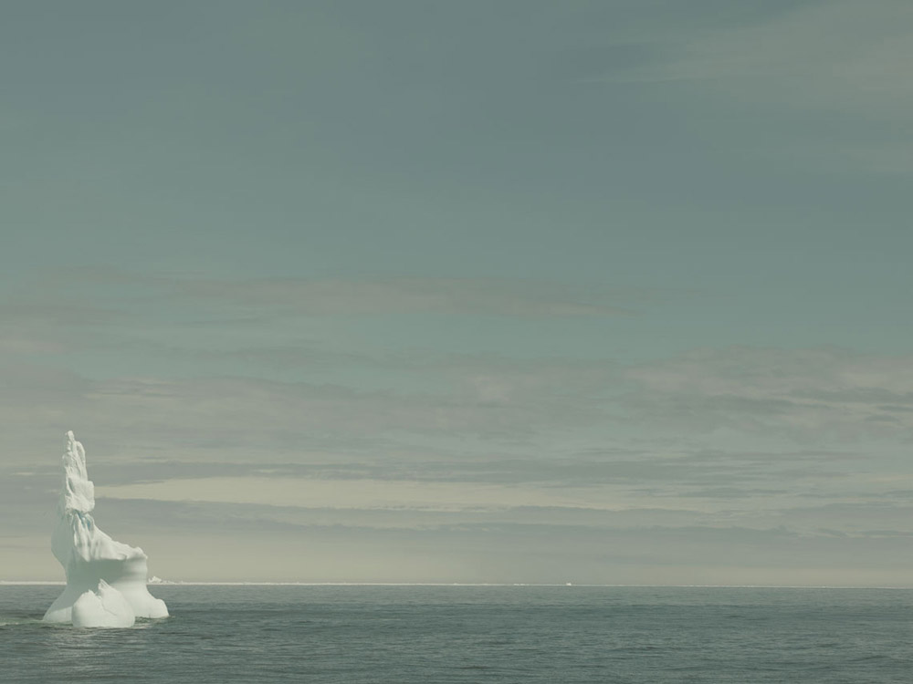 Antarctica and the sublime | Santiago Vanegas