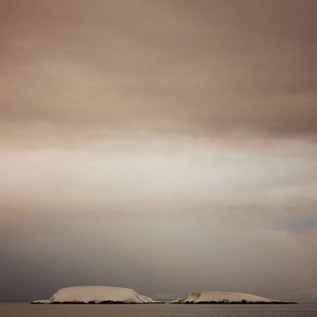 Antarctica and the sublime by Santiago Vanegas