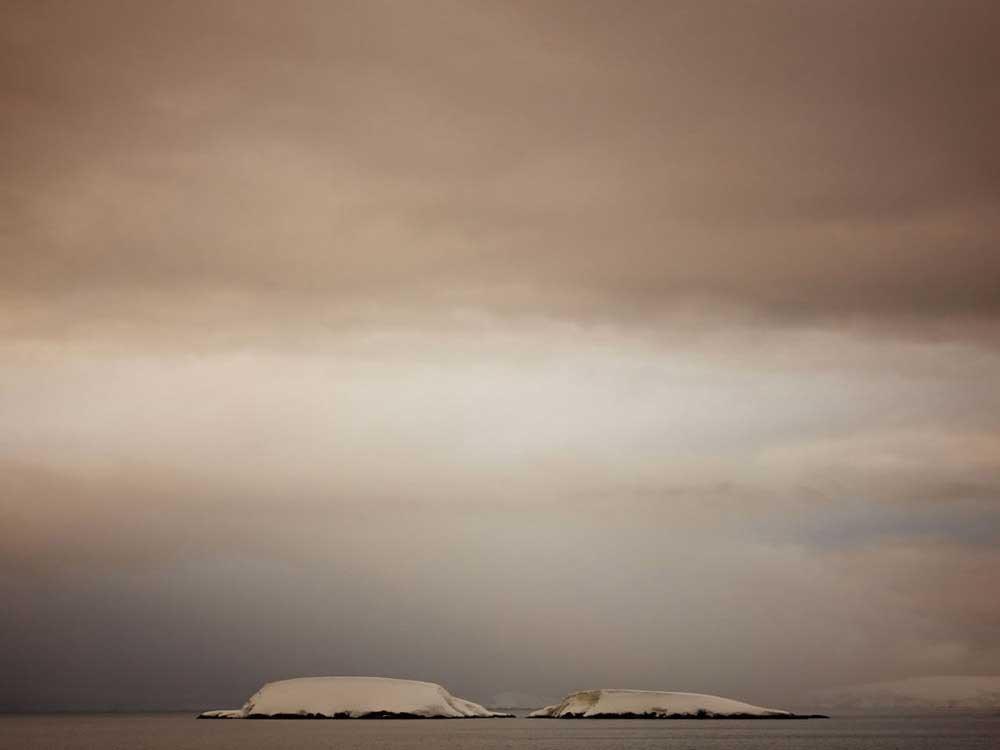 Antarctica and the sublime   Santiago Vanegas