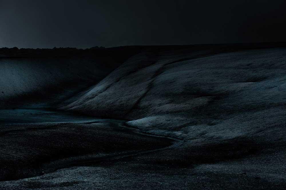 Elephant | Glace Noir | Kate Ballis