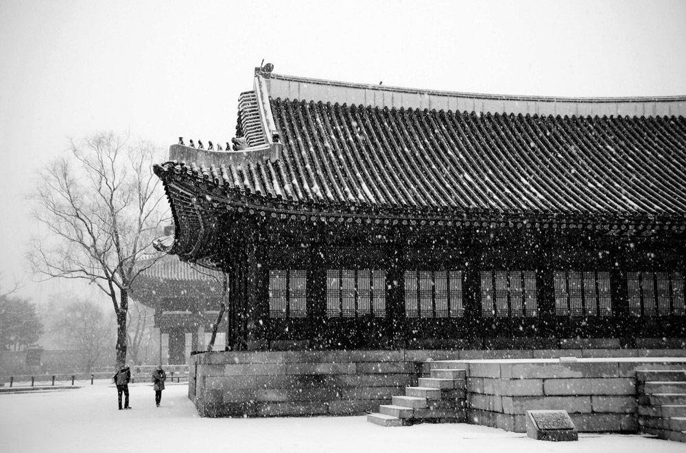 The Guardians of the Palace. Seoul, South Corea | Asia Project | Karina Flores