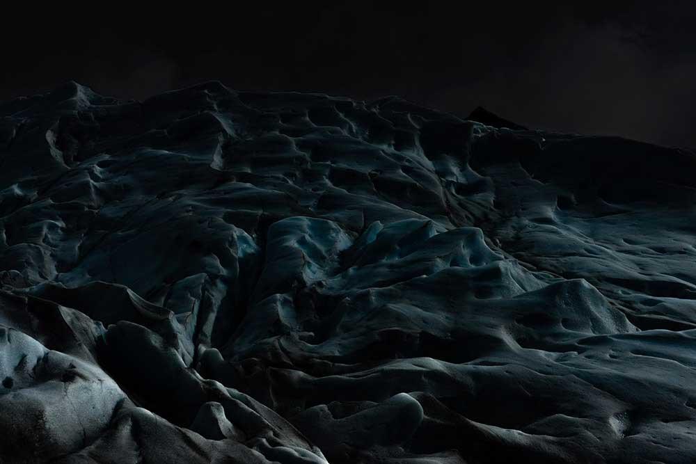 Moon Shadow | Glace Noir | Kate Ballis