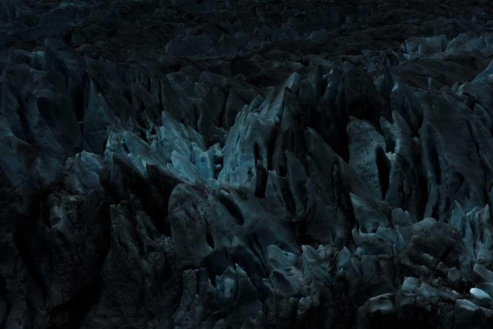 Pinnacle | Glace Noir | Kate Ballis