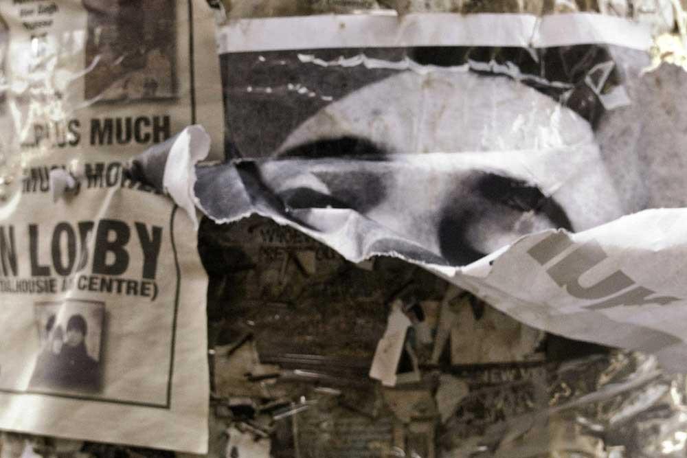 Poster faces | Kip Harris