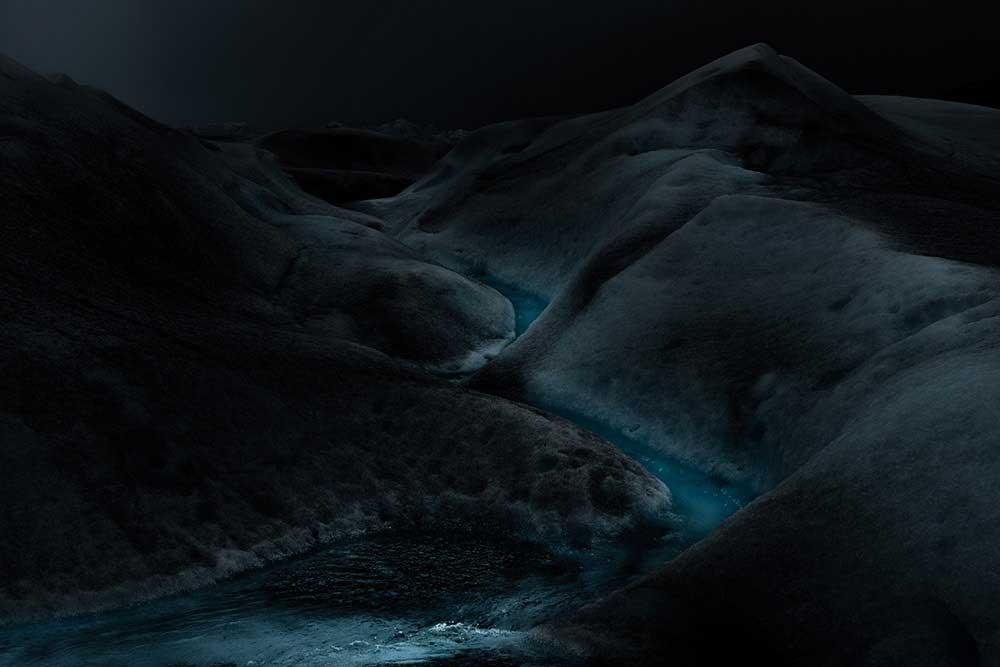 Precision | Glace Noir | Kate Ballis