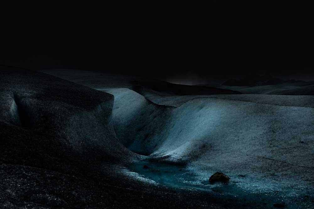Thinker | Glace Noir | Kate Ballis