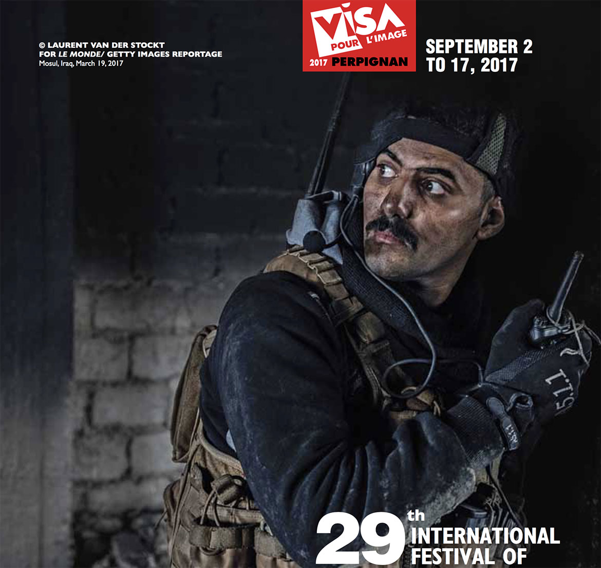 Visa pour l'Image 2017 – 29th International Festival of Photojournalism
