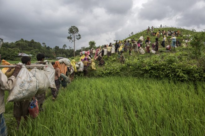 The Rohingyas: A People Without A Home by Probal Rashid