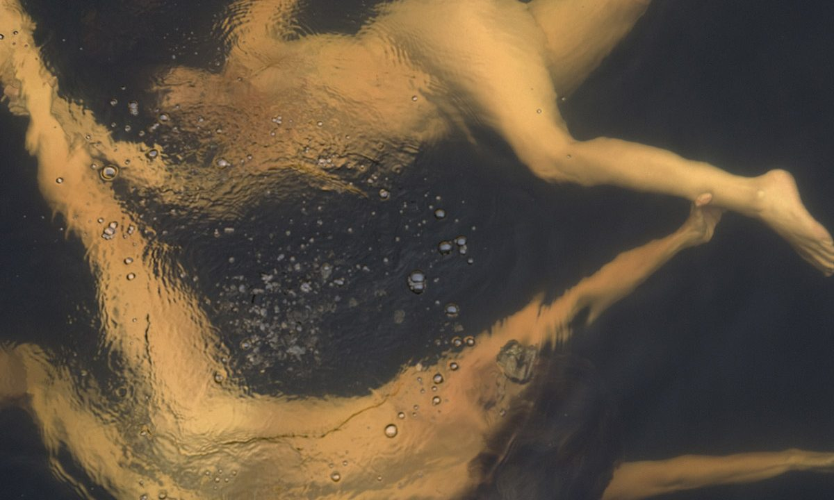 Figures in Water by Michael Seif