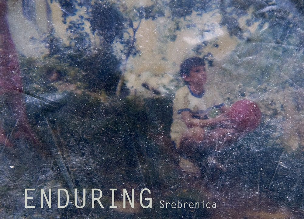 Enduring Srebrenica by Claudia Heinermann