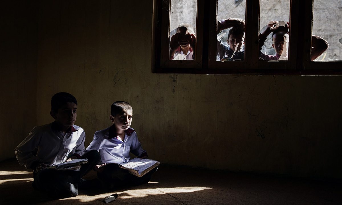 Electricity in Pakistani schools by Andrea Francolini
