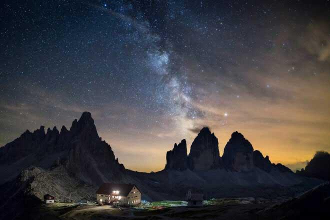 Tommaso Di Donato ; Landscape photographer