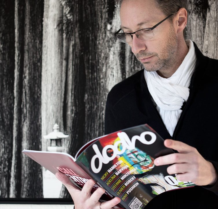 Interview with Olivier Robert; Published in our print edition #04