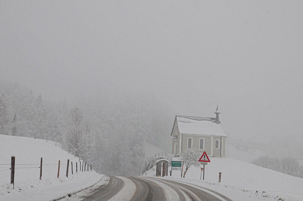 Bregenz to Black Forest- A Winter Drive By Abhijit Bose