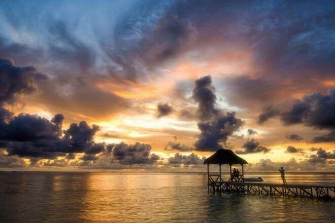 A Dozen Twilight – Across Oceans By Abhijit Bose