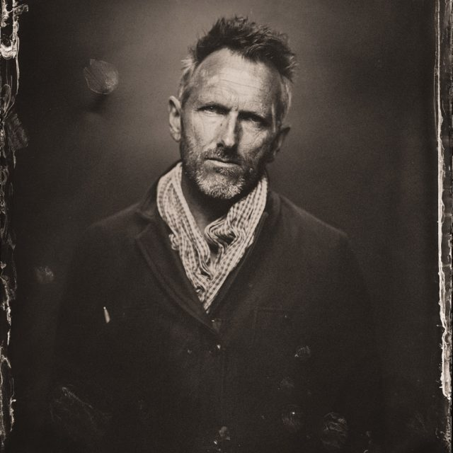 Portraits with Wet Plate Collodion by Paul Alsop & Luke White